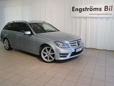 begagnad Mercedes C220 -13