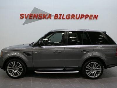 begagnad Land Rover Range Rover Sport 3.0 TDV6 4WD Aut HSE Nav Drag LM S+V-Hjul