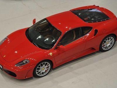 begagnad Ferrari F430 Manuell