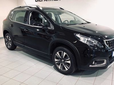 begagnad Peugeot 2008 ALLURE 1.2 82 PURETECH MAN 2019, SUV 158 800 kr
