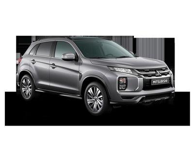begagnad Mitsubishi ASX 2.0 AS&G CVT 2WD Komfort