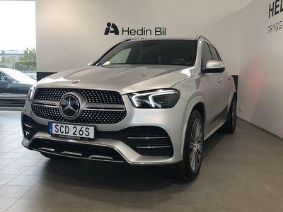 begagnad Mercedes E300 GLE D 4Matic SUV AMG 7 SITS DEMO