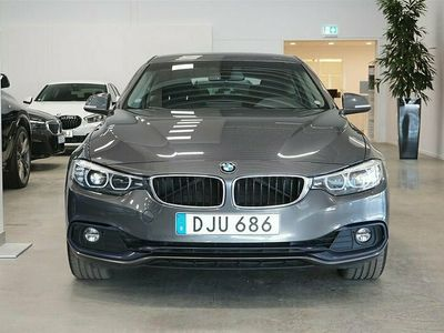 begagnad BMW 430 Gran Coupé i xDrive Aut Sportline Navi Drag HiFi