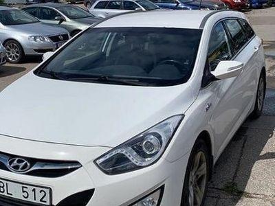 begagnad Hyundai i40 cw 1.6 GDI 135hk