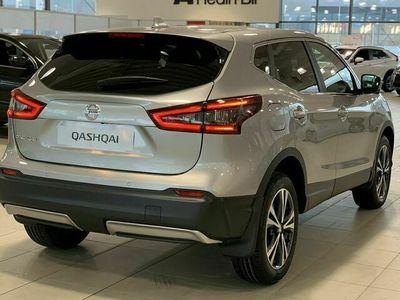 begagnad Nissan Qashqai DIG - T 160 N - CONNECTA 2WD DCT