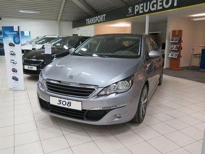 begagnad Peugeot 308 5D STYLE PureTech 110