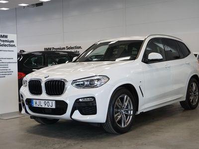 begagnad BMW X3 xDrive 20d Aut M-Sport / Värmare / Akt -19