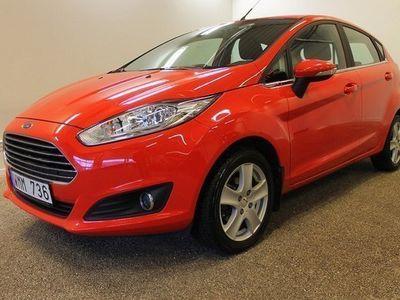 begagnad Ford Fiesta 1.25 5dr (82hk)