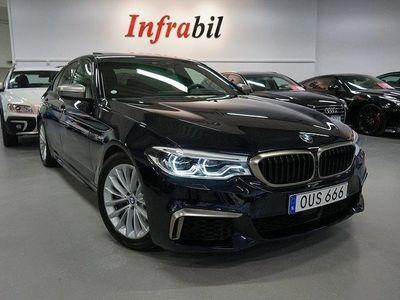 begagnad BMW M550 i xDrive Ultimate Edition V-Hjul
