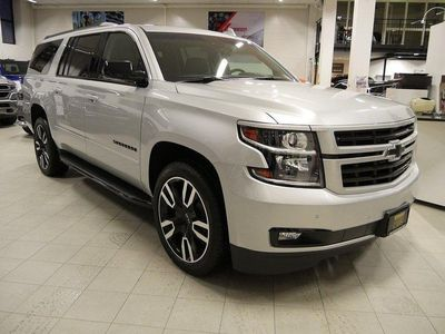 begagnad Chevrolet Suburban Premier RST 2020