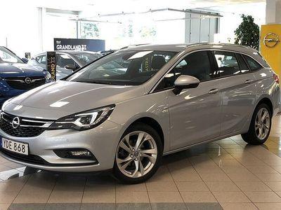 begagnad Opel Astra Dynamic 1.4 T