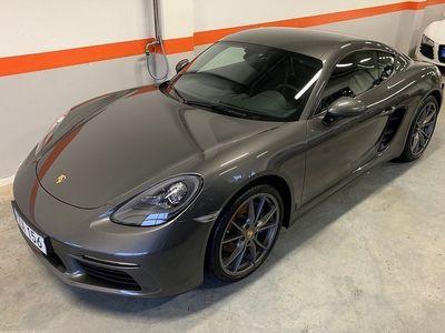 used Porsche 718 Cayman | PDK | Euro6 | Leasbar -18