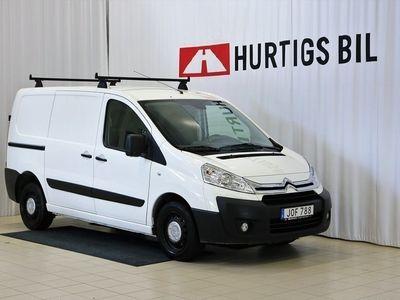 brugt Citroën Jumpy L1H1 5m3 1 100 kg HDi 125hk -15