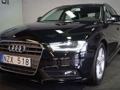 begagnad Audi A4 2,0 TDI DPF Manuell