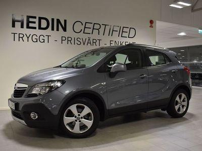 begagnad Opel Mokka 1,7 CDTI Ecotec 4x4