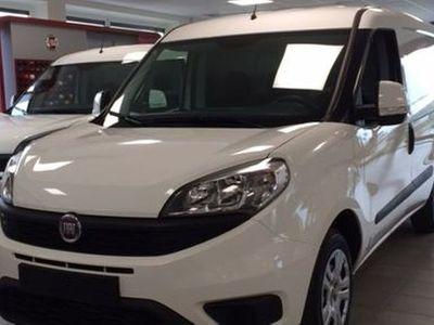 begagnad Fiat Doblò Nordicpack 1 L2H1 1.4T CNG 120Hk E6
