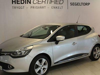 begagnad Renault Clio 1,5 DCI 90HK 5D S+V-HJUL