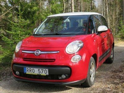 begagnad Fiat 500 1,6 diesel -13