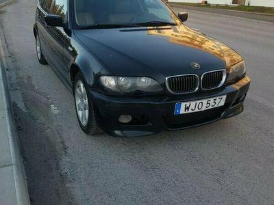 begagnad BMW 325 XI TOURING