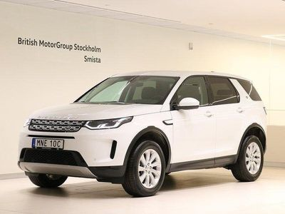 begagnad Land Rover Discovery Sport P200 AWD Signature