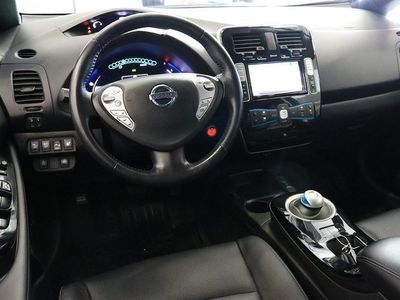 begagnad Nissan Leaf Leaf24kwh Tekna -13