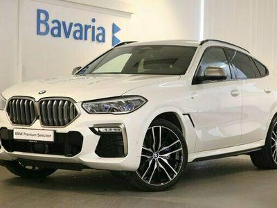 begagnad BMW 700 X6 M50i Innovation Winter Drag Panoramaglastak Bowers 2020, SUV Pris 978kr