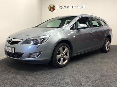begagnad Opel Astra Sport SportTourer 1.4T