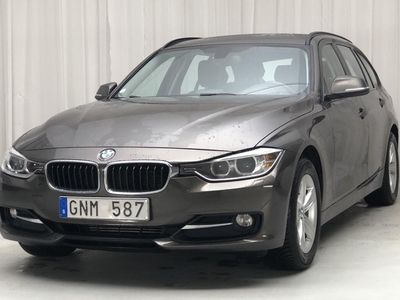 begagnad BMW 320 d Touring Touring, F31 (184hk)