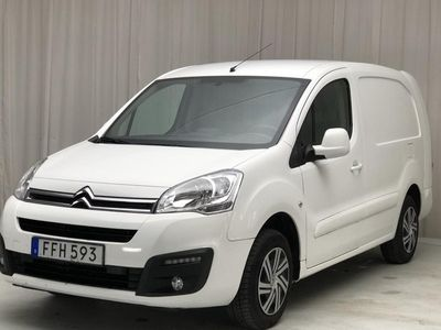 begagnad Citroën Berlingo 1.6 BlueHDi Skåp 2016, Transportbil 85 000 kr