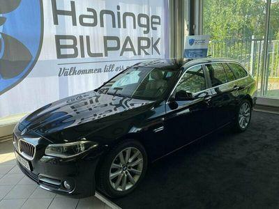 begagnad BMW 520 d xDrive Touring Steptronic Euro 6 190hk PANORAMA