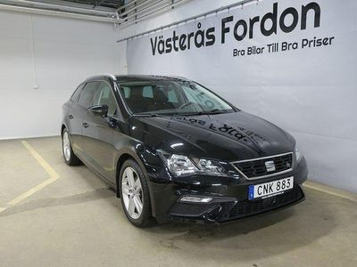 begagnad Seat Leon 1.5T 130hk FR Edition Dragkrok