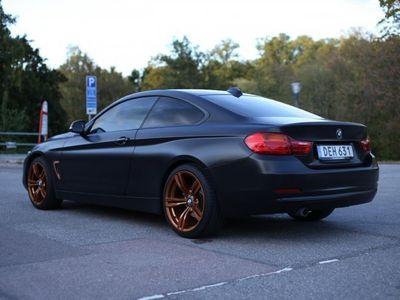 begagnad BMW 420 d Coupé -14
