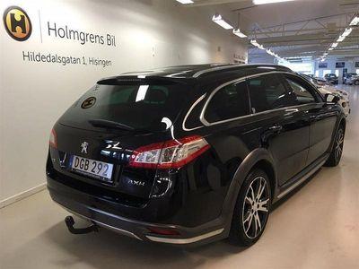begagnad Peugeot 508 HYbrid4 (200hk) **Avtagbar drag**