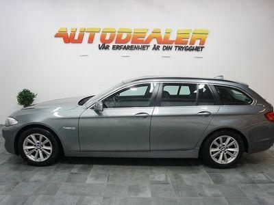 begagnad BMW 520 d Touring Auto / Sportstolar 184hk