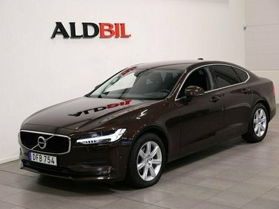 begagnad Volvo S90 D4 190hk Business Advanced Aut / Drag / Nav