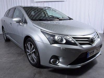 begagnad Toyota Avensis 2.2D Kombi / Aut / Panorama /Nav
