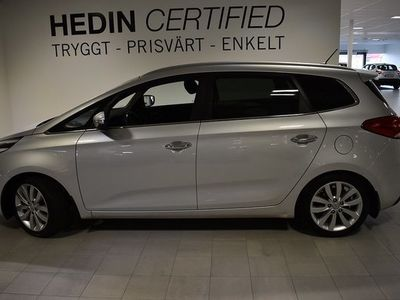 begagnad Kia Carens 1.7 CRDI Aut6 Komfort 7-sits
