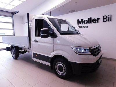 begagnad VW Crafter CHASSI 35 EH 177HK MAN 36
