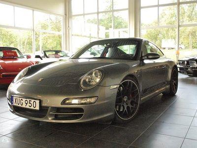 begagnad Porsche 911 Carrera S SportChrono Sportstol S