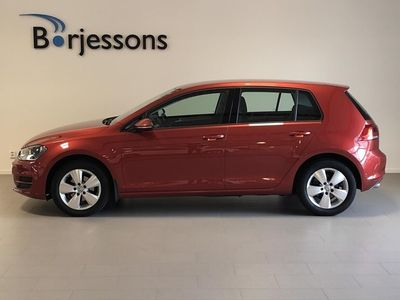 begagnad VW Golf 1.2 TSI 105hk Dragpaket