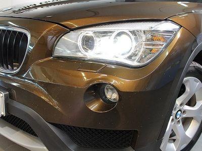 begagnad BMW X1 20d xDrive Aut Panorama