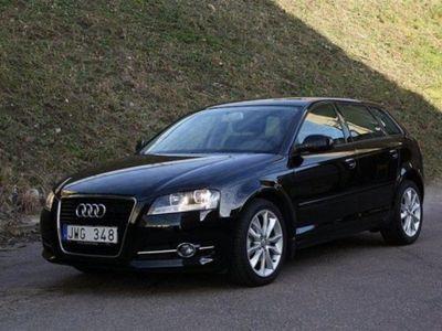 gebraucht Audi A3 2.0TDI 140hk -12