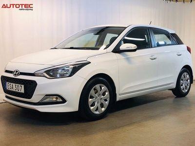 begagnad Hyundai i20 1.2 84 Comfort