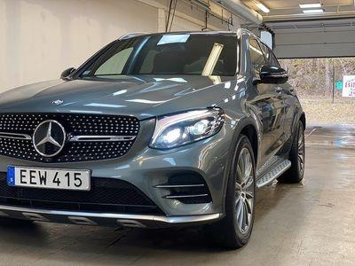 begagnad Mercedes GLC43 AMG GLC4MATIC 9G-Tronic AMG Sport Euro 6 367hk