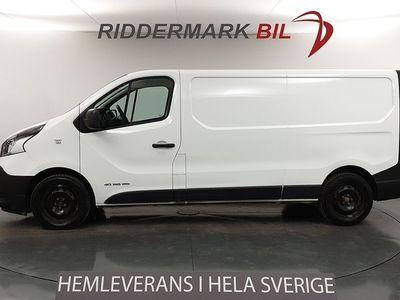 begagnad Renault Trafic 1.6 dCi Skåp (140hk)