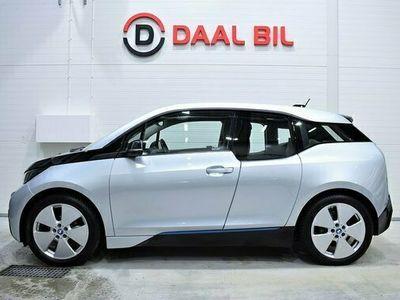 begagnad BMW 700 i3 94 AH REX COMFORT PLUS ADVANCED NAVIGATOR P-SEN 2018, Halvkombi Pris 234kr