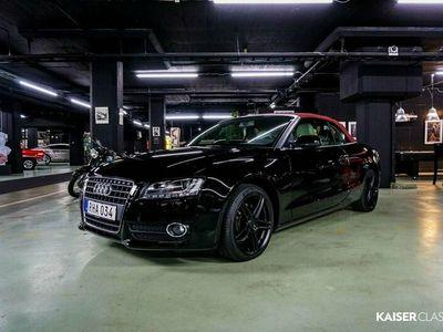 begagnad Audi A5 Cabriolet 1.8 TFSI 160hk