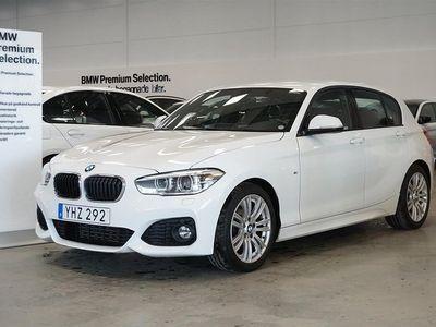 begagnad BMW 118 i Aut M-Sport Nav