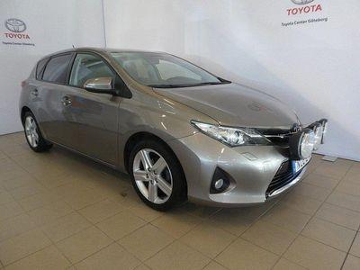 begagnad Toyota Auris 1.6 132hk 5-D EDITION 50
