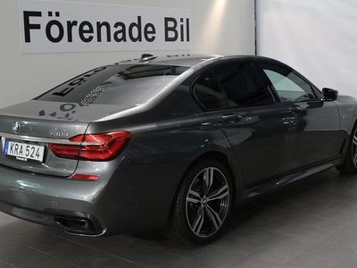 begagnad BMW 730 d xDrive Sedan